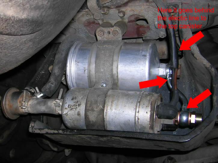 [DIAGRAM_38IU]  85 380SL fuel line pump-filter-accumulator | Mercedes-Benz Forum | Mercedes Benz 380sl Fuel Filter |  | BenzWorld.org