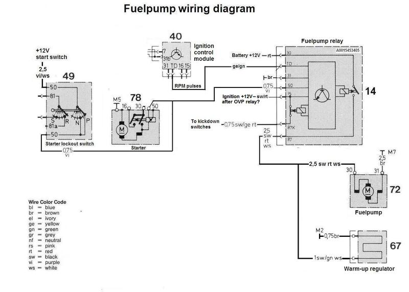 Scintillating Wiring Diagram For 73 Mercedes Benz 450 Sl Ideas ...