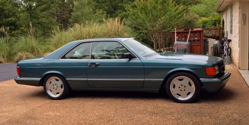 Mercedes benz forum view single post steering wheel ideas - Garage mercedes deauville ...