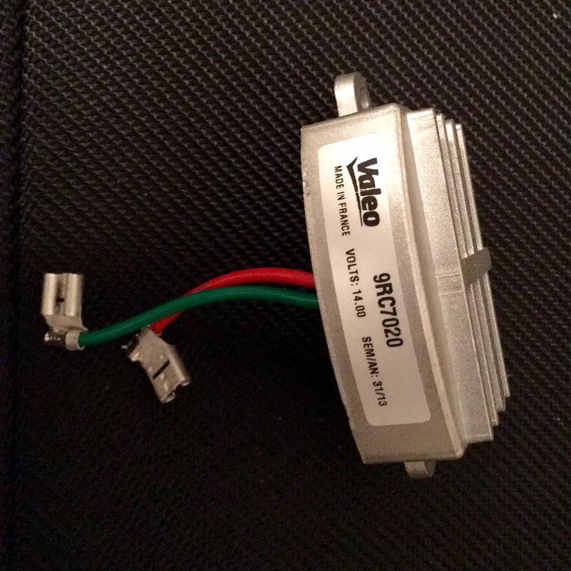 Mercedes Benz D Brushes For Voltage Regulator