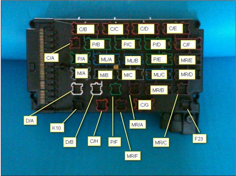 2001 ML55 Blinker problem Page 2 MercedesBenz Forum 800 x 599 jpeg 477553d1352168329-2001-ml55-blinker-problem-fuse-box-underside-2.jpg