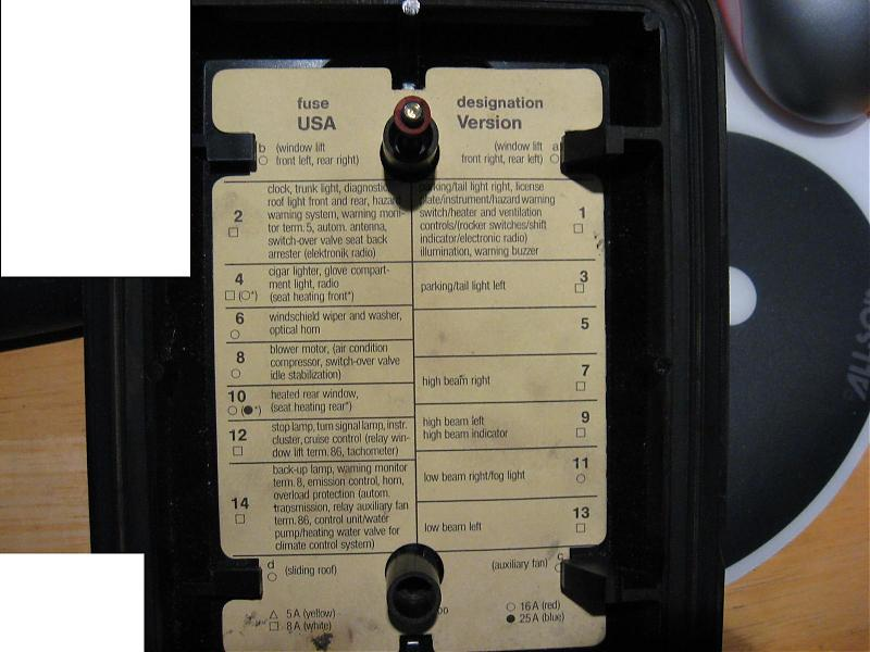 mercedes benz 1985 fuse box diagram 84 300sd turbo diesel need fuse box diagram  mercedes benz forum  84 300sd turbo diesel need fuse box