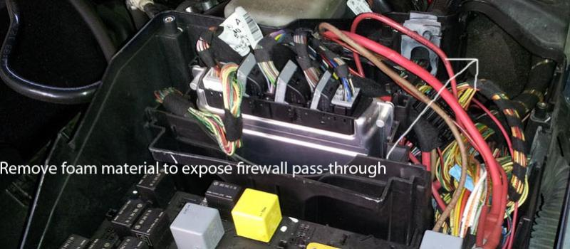 how to install remote start and keyless entry