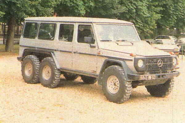 USA 6X6 Conversion http://www.benzworld.org/forums/g-class/1326819-6x6-g-wagen-info-planning-possible-2.html