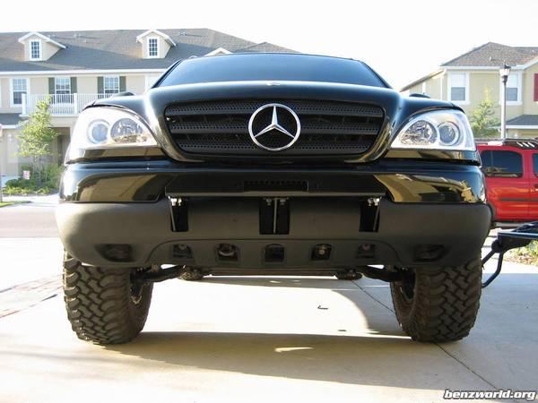 Custom Winch Mount and Bumper... PICS! - Mercedes-Benz Forum