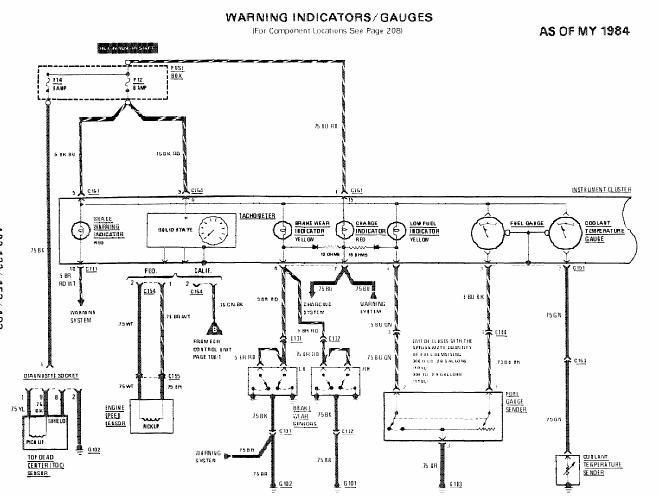 1985 tach diagram page 2 mercedes benz forum. Black Bedroom Furniture Sets. Home Design Ideas