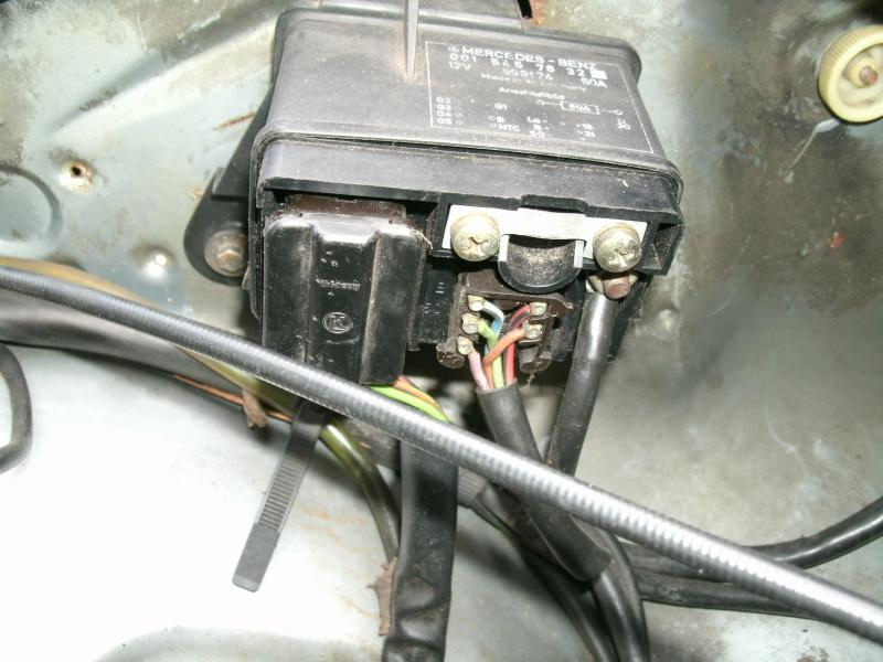 Glow Plug Relay issue... - Mercedes-Benz Forum  Glow Plug Relay Wiring on 7.3 glow plugs not working, 7.3 glow plug relay problems, 7.3 manual glow plug wiring, 7.3 glow plug relay test, 7.3 starter relay wiring, 7.3 glow plug relay installation,