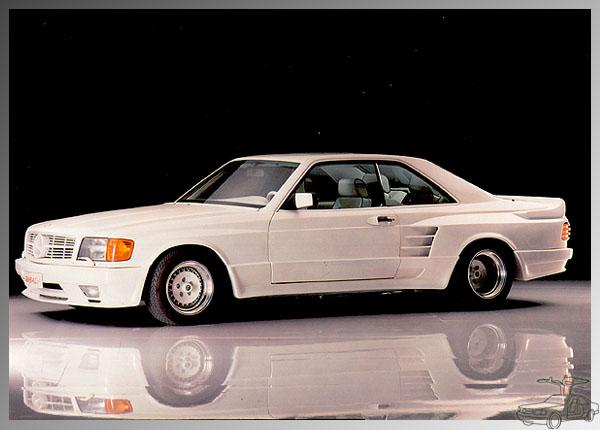 Rip Uwe Gemballa Of Gemballa W126 Design Fame