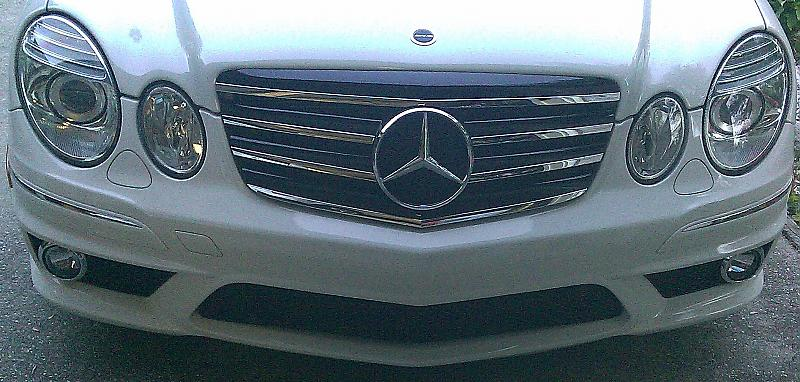 New Grille opinions   Mercedes-Benz Forum
