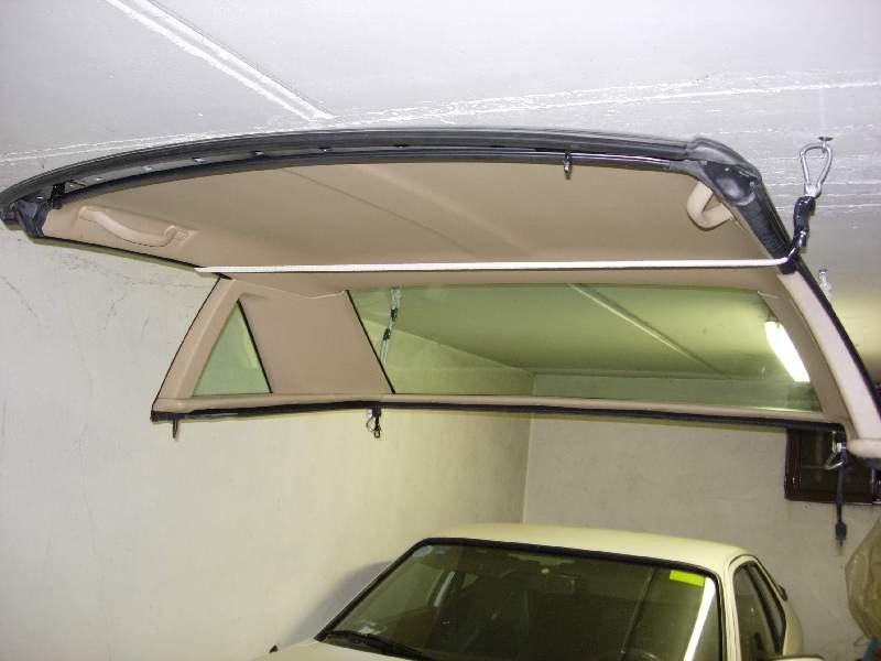 D Diy Hardtop Hoist R Hard Top Hardtop Front Dscn on Mercedes Benz Sl R129