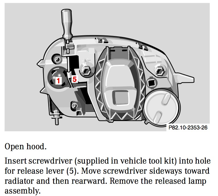 HOW TO Remove ENTIRE Headlight Assembly '99 SLK-headlight.jpg