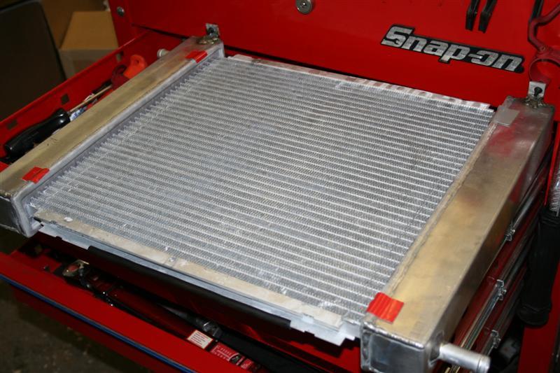 SLK32 - Upgraded SC Cooling System - Mercedes-Benz Forum