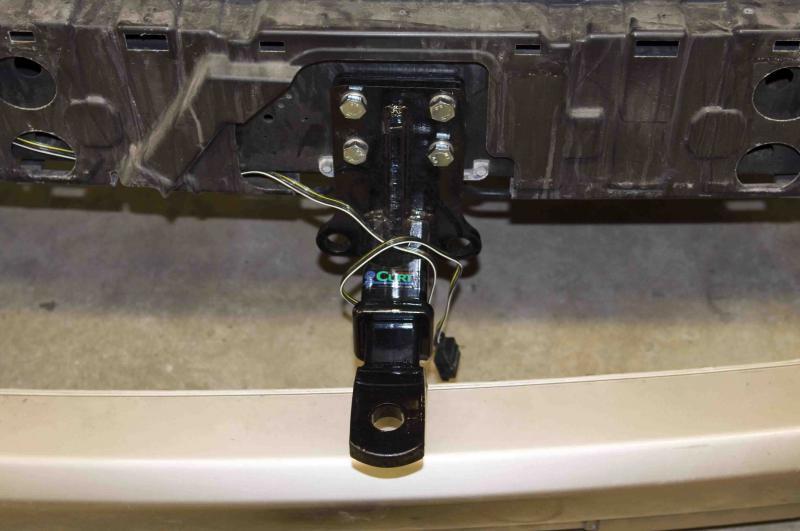 trailer hitch wiring mercedes benz forum rh benzworld org Ford Trailer Wiring Harness Trailer Hitch Wiring Kit