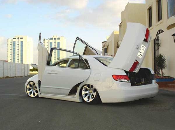 Clk 230 Lambo Door Kit Mercedes Benz Forum