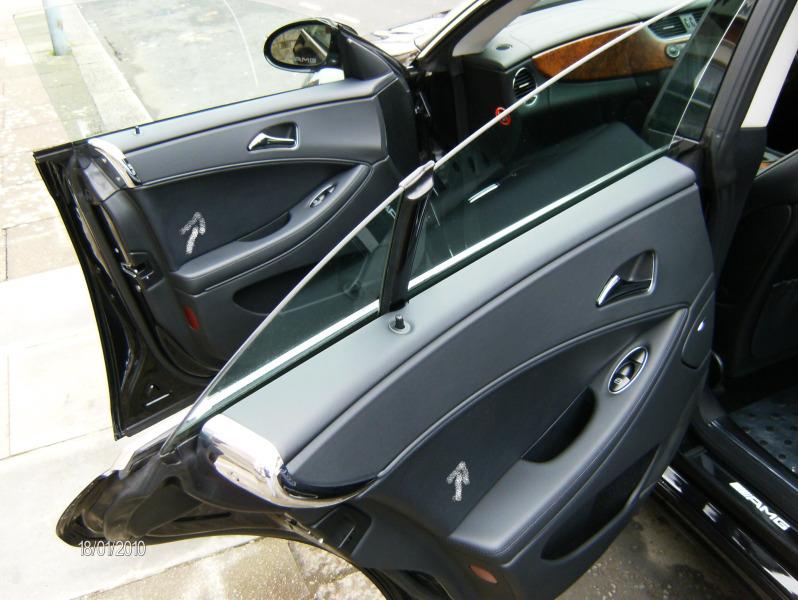 Cls Middle Door Panel Remove Mercedes Benz Forum