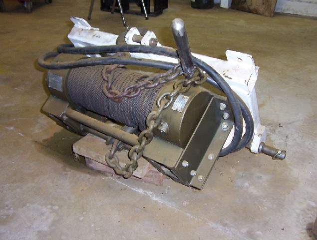 Three Point Winch : Point hitch uses mercedes benz forum