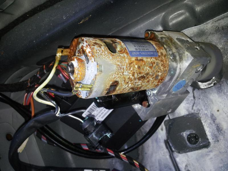 Power Liftgate 06 Ml500 Mercedes Benz Forum