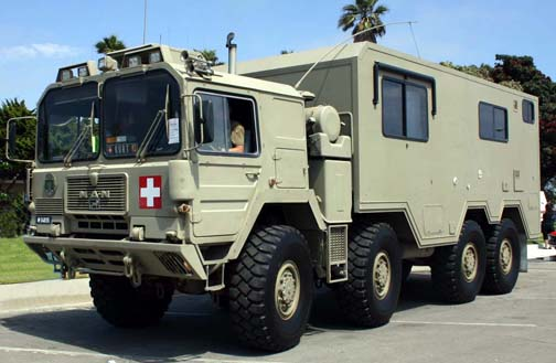 Mercedes Benz Oxnard >> What is better than your unimog ? - Page 4 - Mercedes-Benz Forum