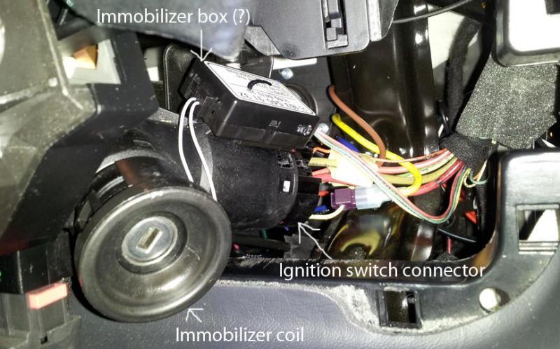 Remote Start Push Start And Keyless Entry Install Write Up Diy Mercedes Benz Forum