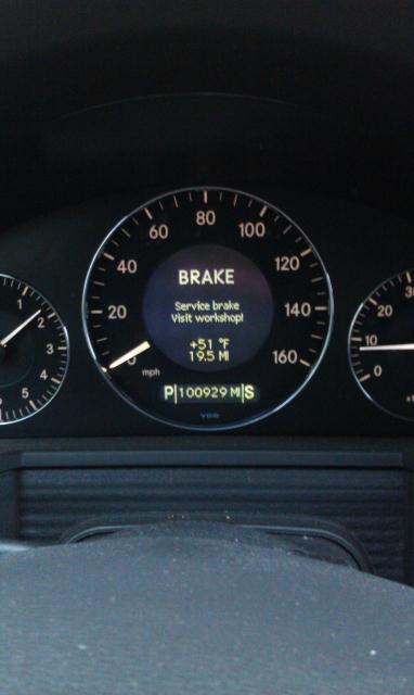 D Service Brake Visit Workshop Other Issues Imag on Car Brake Service
