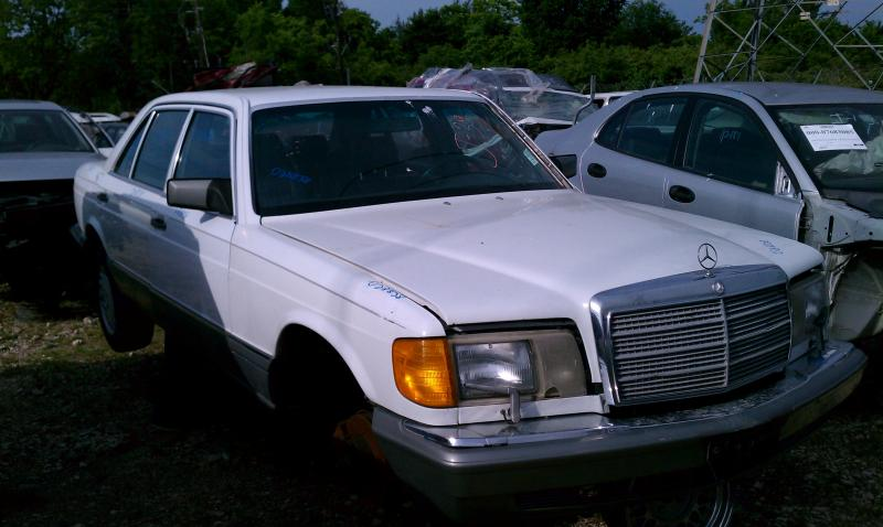 88 560 sel parts in houston mercedes benz forum for Mercedes benz parts houston