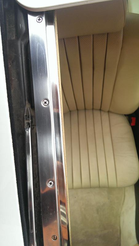 Sunroof Lubrication Mercedes Benz Forum