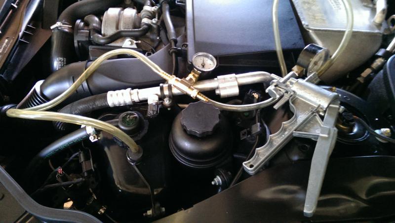 Replaced ABC pump, now pump doesn't run - Mercedes-Benz Forum
