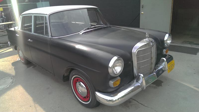 1966 w110 200D for sale 80200 original miles - price negotiable-imag3611.jpg