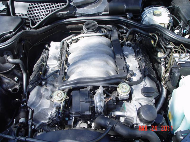 E55 seems to be missing some engine parts what are they mercedes click image for larger version name imageg views 584 size 1554 publicscrutiny Gallery