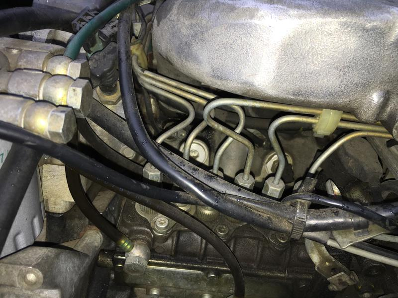how to tell if intake manifold gasket is leaking