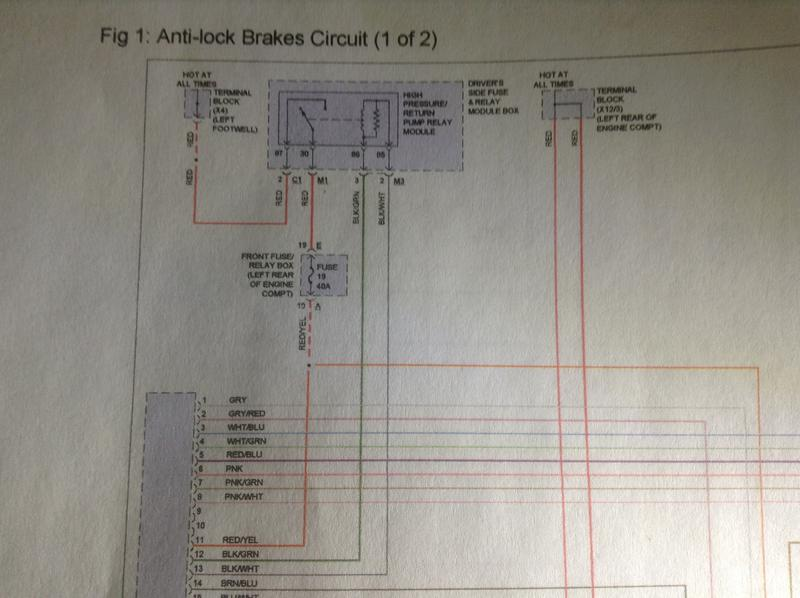 Mercedes Sprinter Abs Wiring Diagram