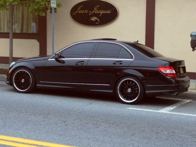 19 inch stagered mandrus wheels 4 sale mercedes benz. Black Bedroom Furniture Sets. Home Design Ideas