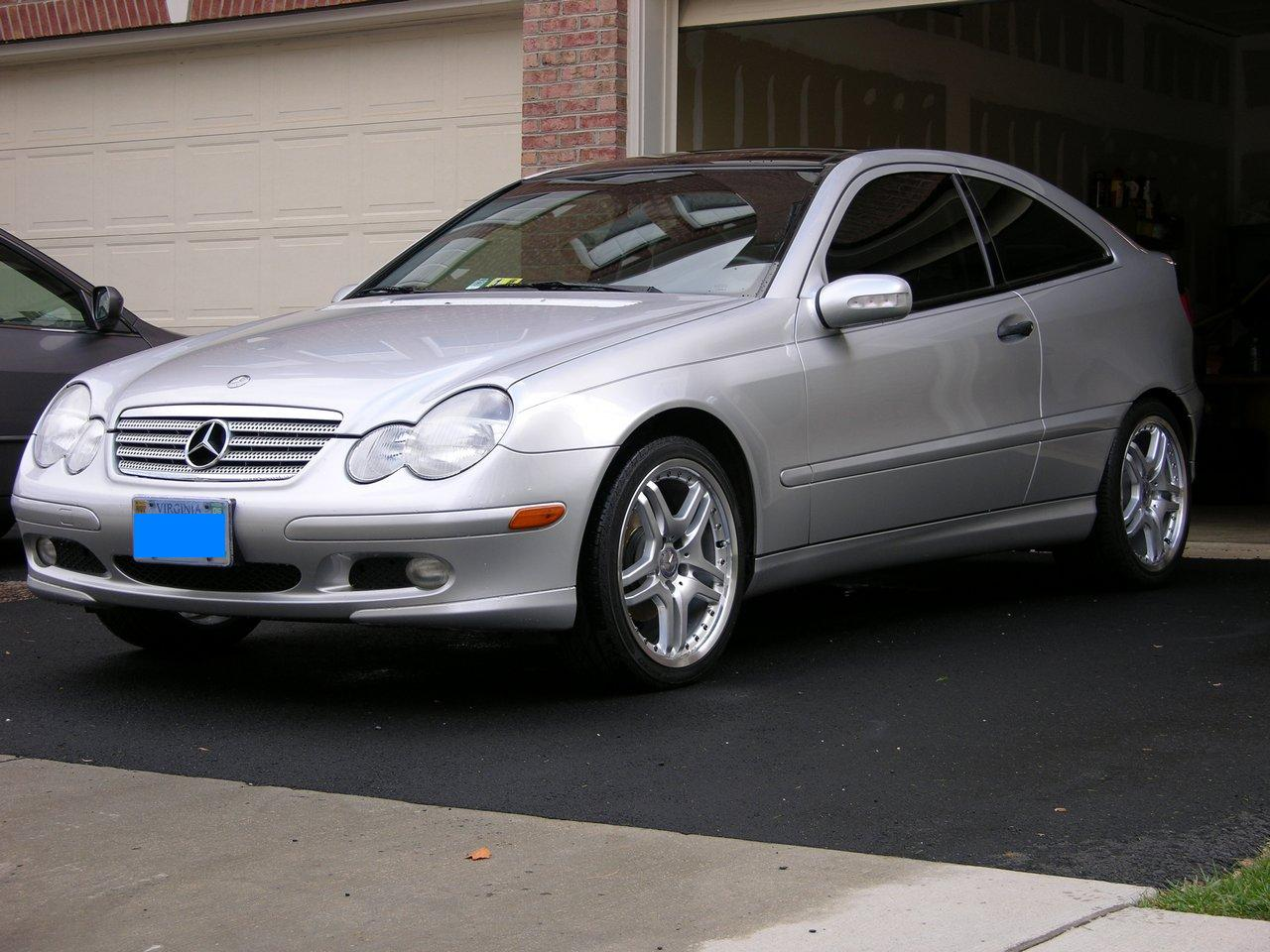 Mercedes Benz Coupe >> For Sale: 2003 C230 Coupe - Mercedes-Benz Forum