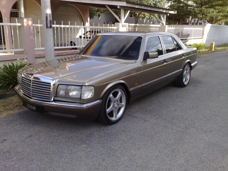 My 1986 w126 300se mercedes benz forum for Mercedes benz forum