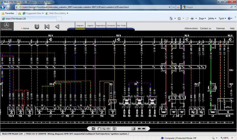 95 sl 320 wiring diagram mercedes benz forum rh benzworld org