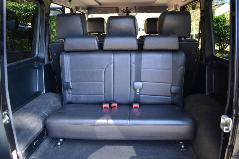 attached thumbnails - Mercedes G Wagon 3rd Row Seat