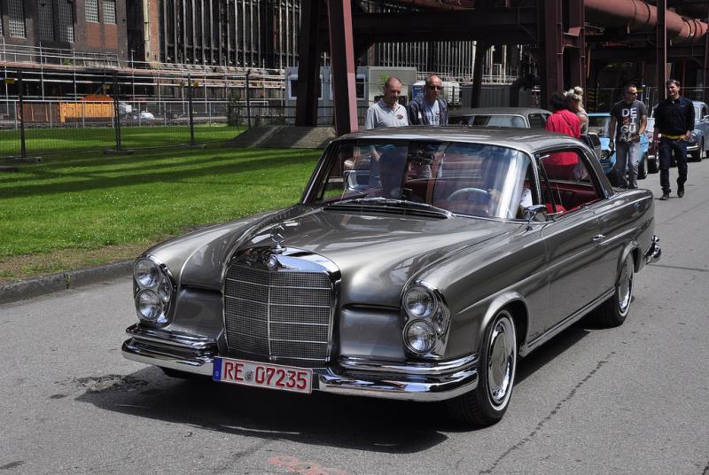Mercedes-Benz w111 280 SE Cabriolet | Shot in Norway ... |Mercedes Benz W111