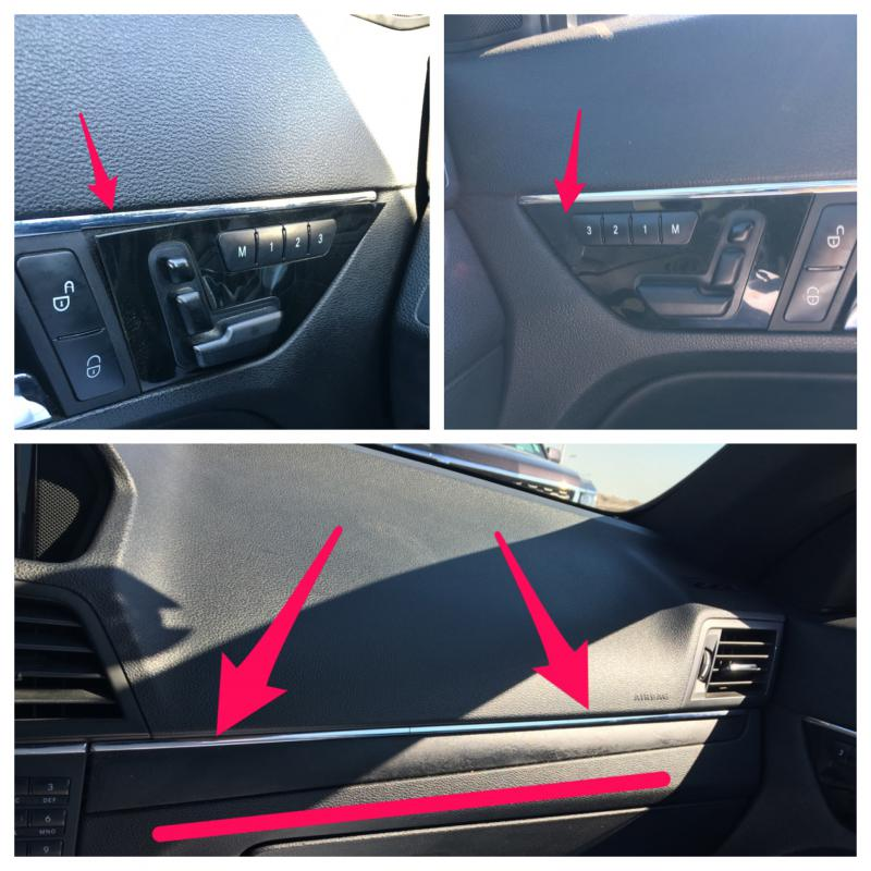 Replacing E350 Wood Trim Mercedes Benz Forum