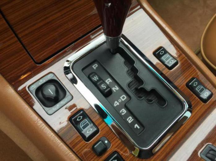 1993 w140 s320 transmission problem no reverse need help - Mercedes
