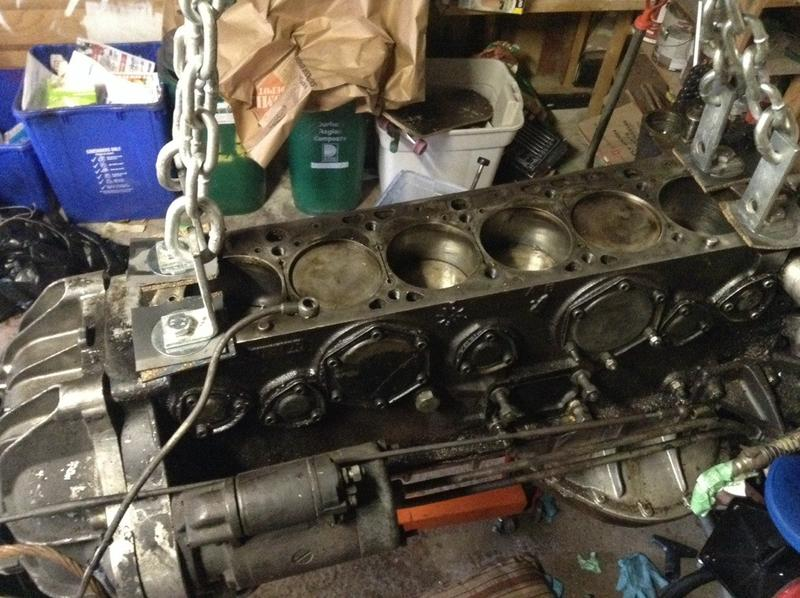 Unimog For Sale >> M130 engine removal\rebuild - Page 2 - Mercedes-Benz Forum