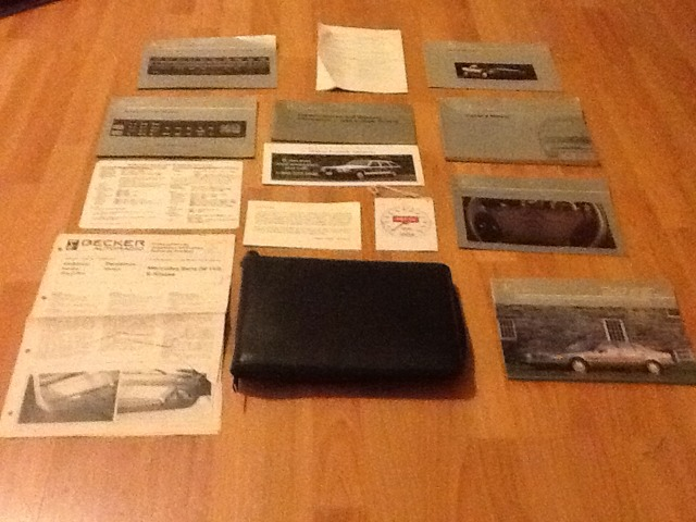 FS: 1993 S Class owners manual, folder, all inserts/guides for W140-imageuploadedbyag-free1389663170.424753.jpg