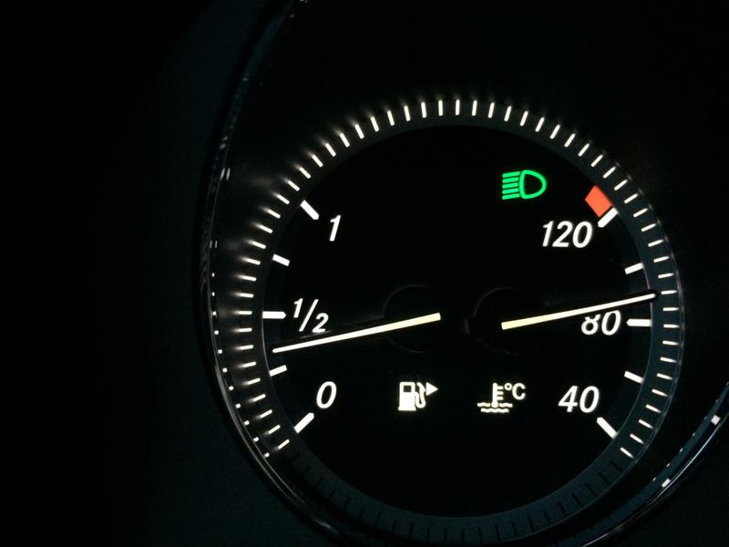 Strange Behaviour Temperature Gauge Mercedes Benz Forum