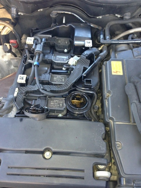 2005 mercedes c230 kompressor engine diagram all wiring diagram Coolant System Diagram