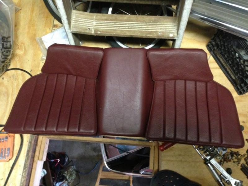 FS: Burgundy r107 folding back seat-imageuploadedbyautoguide1369399614.054165.jpg