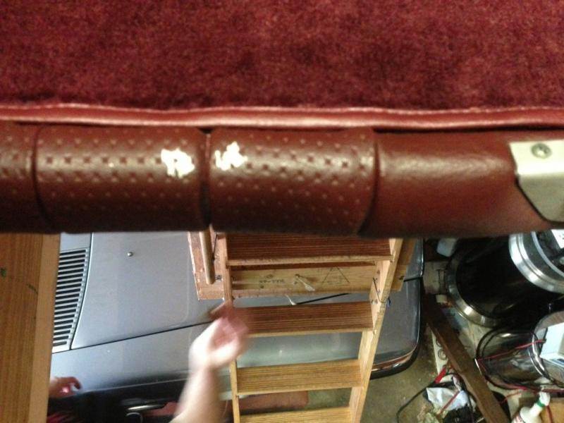 FS: Burgundy r107 folding back seat-imageuploadedbyautoguide1369399630.921680.jpg