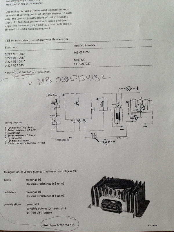 Ot  Transistorized Ignition Troubleshooting