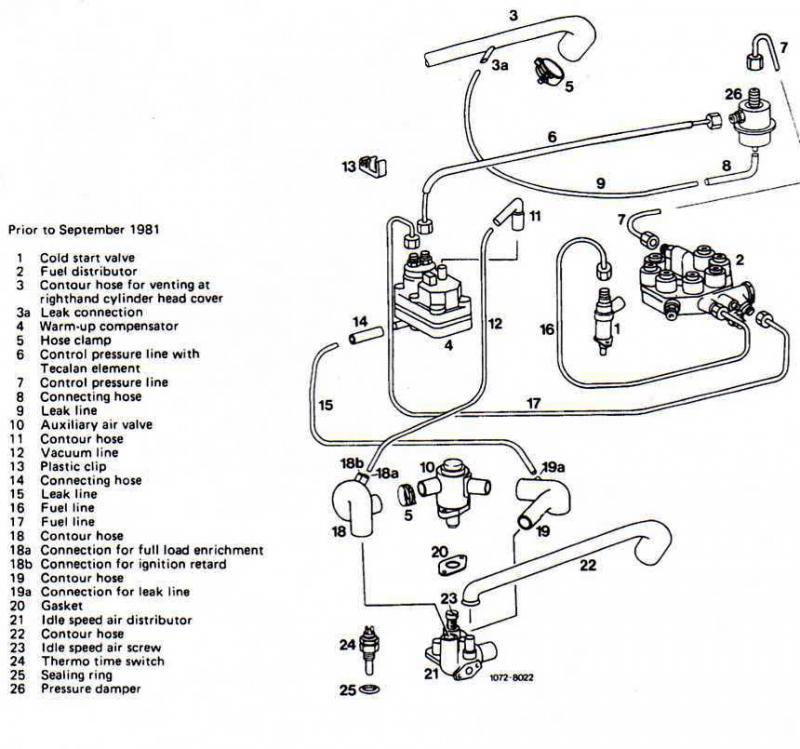 107 vacuum diagrams - page 5 - mercedes-benz forum 1974 mercedes benz wiring diagrams