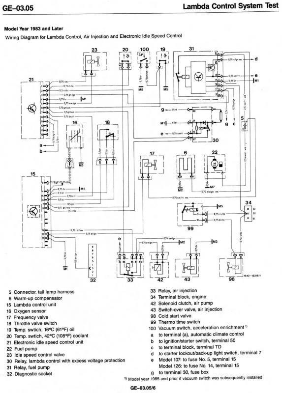 wiring schematic 1984 380sl cruise control site