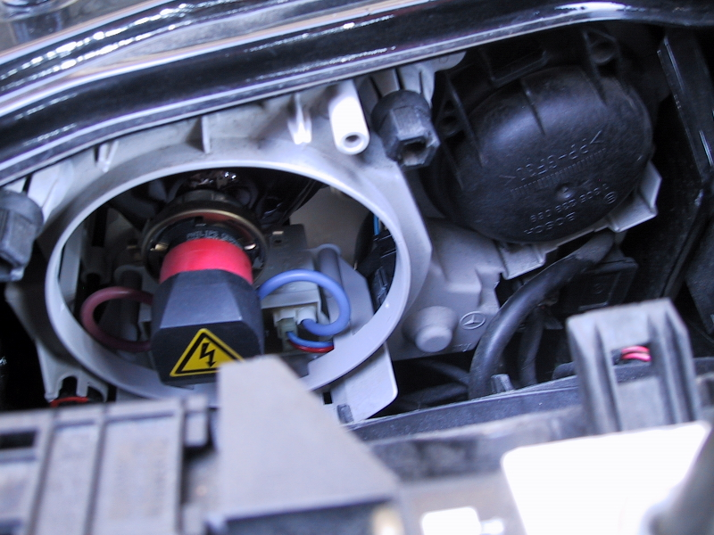 Hid Xenon Bulb Replacement Mercedes Benz Forum