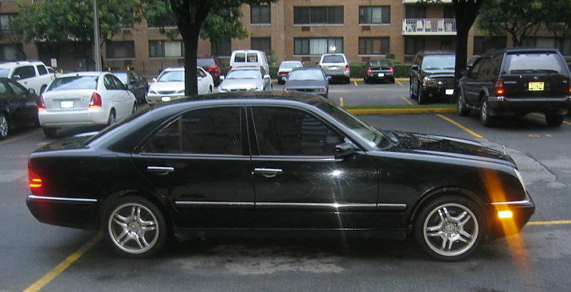 1998 E320 Sedan Need Help Pricing Kbb Doesn T Account